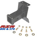 "PQ2220 Front 2"" Receiver Hitch"