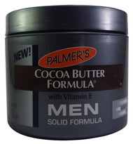 Palmer's Cocoa Butter Formula for Men 24h Moisture 100 Grams(front)