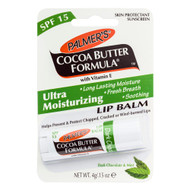 Palmer's Cocoa Butter Formula Ultra Moisturizing Lip Balm Dark, Chocolate & Mint