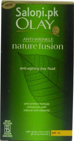 Anti-Wrinkle Nature Fusion Anti-Ageing Day Fluid (Front)
