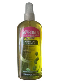 Palmer's Olive Oil Formula Conditioning Spray Oil (Front)