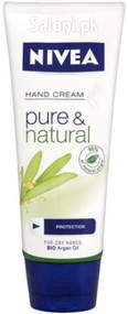 Nivea Pure & Natural Hand Cream 100 ML