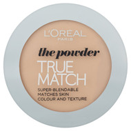 L'Oreal Paris True Match Powder Golden Ivory W1