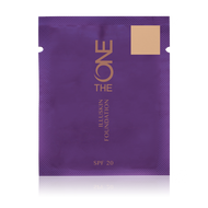 The One IlluSkin Foundation Sachet Porcel