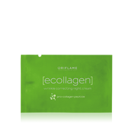 Oriflame Ecollagen Night Cream Sachet