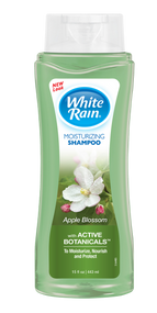 White Rain Apple Blossom Moisturizing Shampoo 443 ML