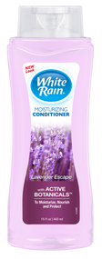White Rain Sensations Lavender Escape Moisturizing Conditioner