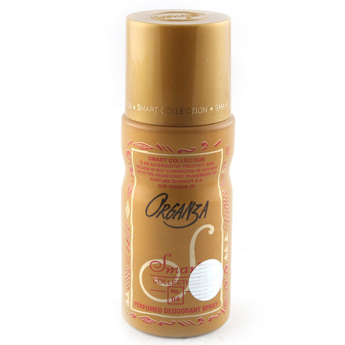 Smart Collection Body Spray Organza #04 (150 ML)