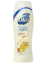 Dial Greek Yogurt Moisturizing Body Wash