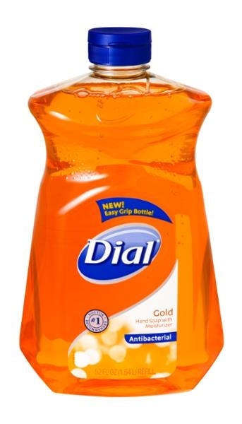 Dial Gold Antibacterial Hand Soap with Moisturizer