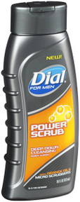 Dial For Men Body Wash Power Scrub