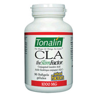 Natural Factors Tonalin CLA The Slim Factor 1000 MG