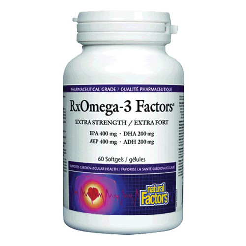 Natural Factors Rx Omega 3 Factors