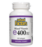 Natural Factors Mixed Vitamin E 400 IU (90 SoftGels)