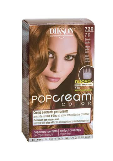Dikson Pop Cream Color 7D