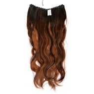 Balmain Hair Dress Human Hair Milan 55 CM