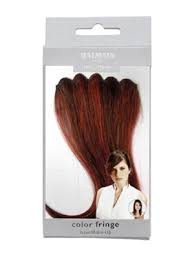 Balmain Hair Makeup Color Fringe 15 CM (Memory Hair)