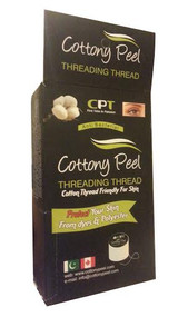 Cottony Peel Threading Thread (Front)