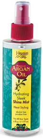 Hawaiian Silky Argan Oil Hydrating Sleek Shine Mist Heat Styling