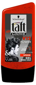 Schwarzkopf Taft Look Hair Gel V12 Power