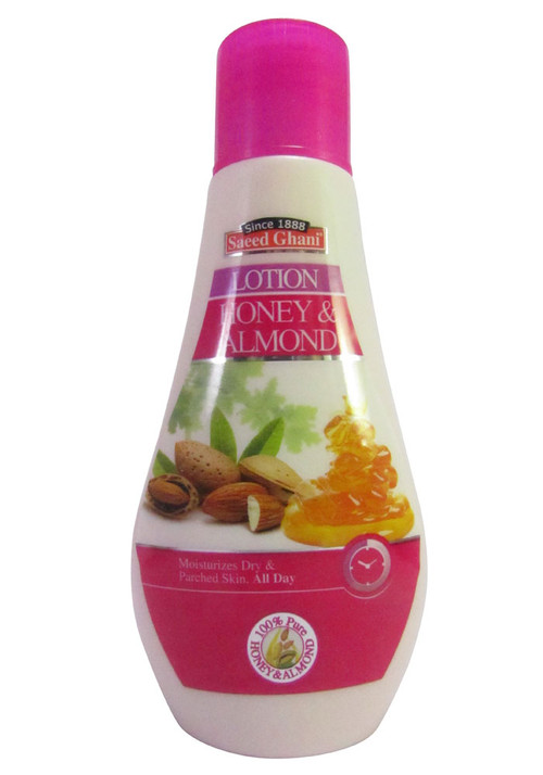 Saeed Ghani Honey And Almond Lotion 100 ML