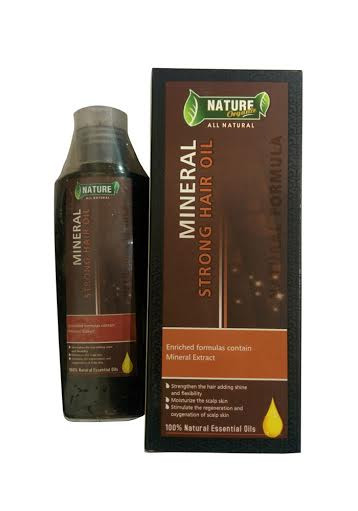 Saeed Ghani Mineral Strong Hair Oil