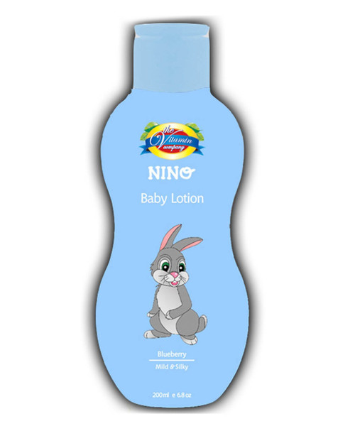The Vitamin Company Baby Lotion Blueberry