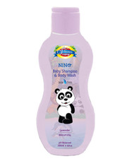 The Vitamin Company Baby Shampoo & Body Wash (Lavender)