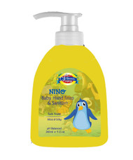 The Vitamin Company Baby Hand Soap & Sanitizer (Tutti Frutti)