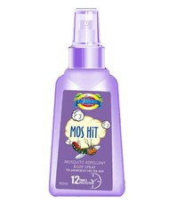 The Vitamin Company Mos Hit Mosquito Repellent Body Spray (Purple)