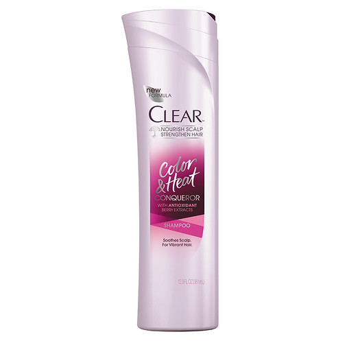 Clear Color & Heat Conqueror Shampoo (Front)