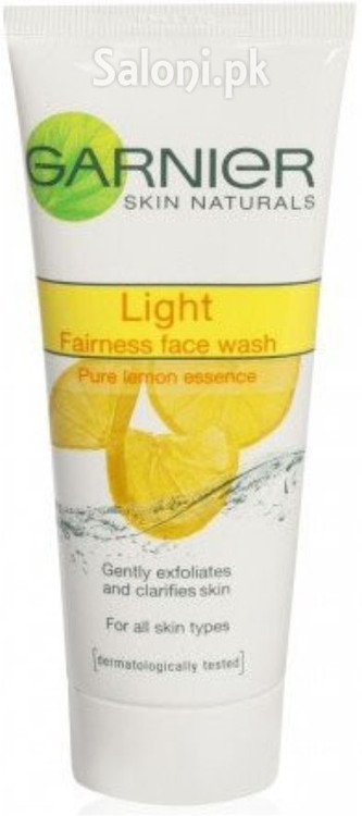 Garnier Light Fairness Face Wash