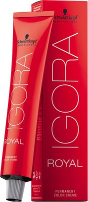 Schwarzkopf Igora Royal Hair Natural Colour Dark Brown Auburn Red