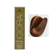 Schwarzkopf Igora Royal Hair Natural Colour Dark Blonde Copper Natural 6-70