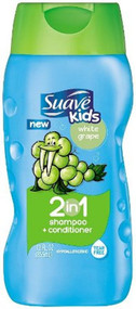 Suave White Grapes 2-in-1 Shampoo & Conditioner