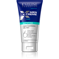 Eveline Men X-Treme Matt Mattifying Face Cleansing Gel