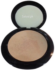 Christine Oil & Shine Control Compact Powder Brown Sugar 928 open front