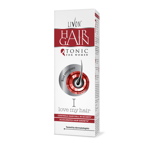 Livon Hair Gain Tonic for Women