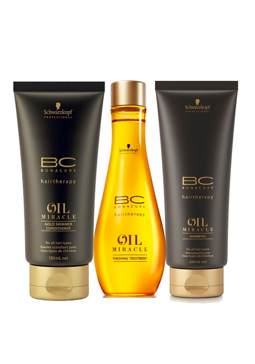 Schwarzkopf BC Oil Miracle Hair Treatment for Thick Hair