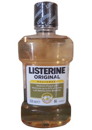 Listerine Original Mouth Wash Front