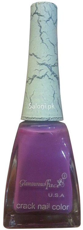 Glamorous Face Crack Nail Color Polish 209
