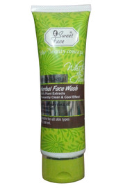 Sweet Face Anti-Bacterial Face Wash Front