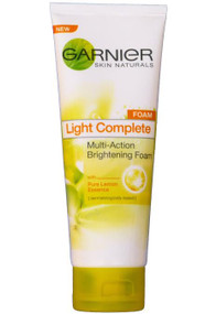 Garnier Skin Naturals Light Complete Multi-Action Brightening Foam 100 ML