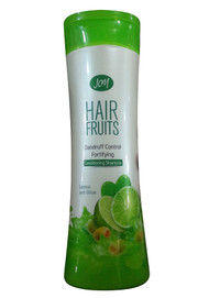 Joy Hair Fruits Dandruff Control Fortifying Shampoo Lemon & Olive