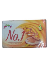 Godrej No.1 Sandal and Turmeric Beauty Soap