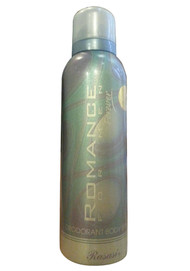 Rasasi Romance Deodorant Body Spray For Men Forever Front