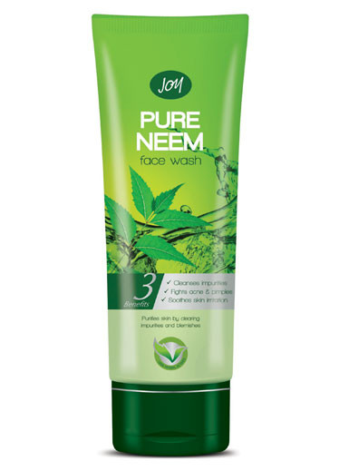 Joy Pure Neem Face Wash