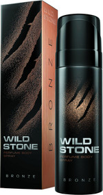 Wild Stone Perfume Body Spray Bronze For Men