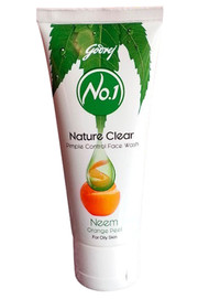 Godrej No.1 Nature Clear Pimple Control Face Wash