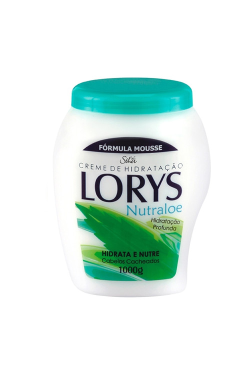Lorys Nutraloe Deep Moisturizing Hair Cream